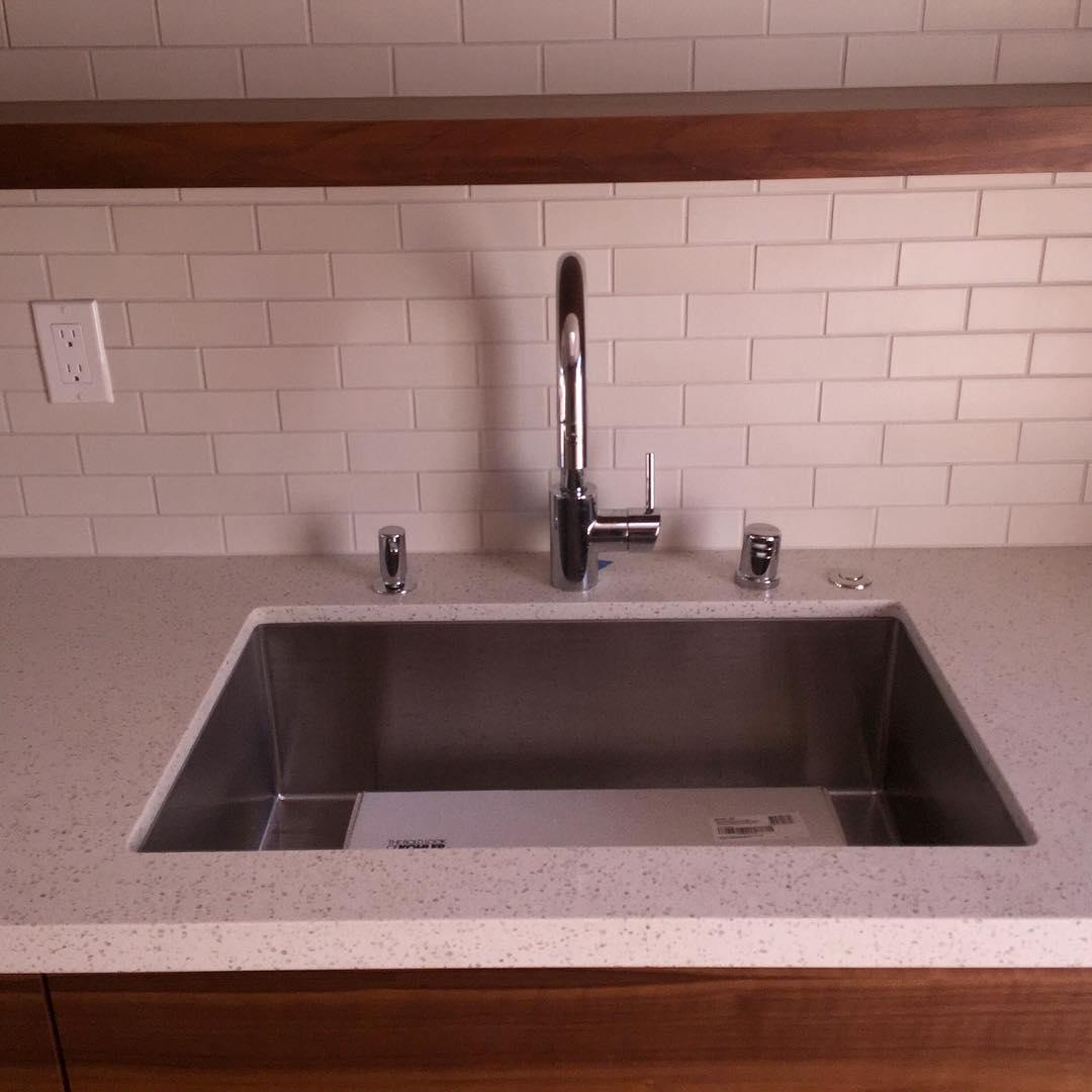 plumbing spahrplumbing lajolla sandiego kitchen kitchensink sink faucet kitchenfaucet Continuehellip