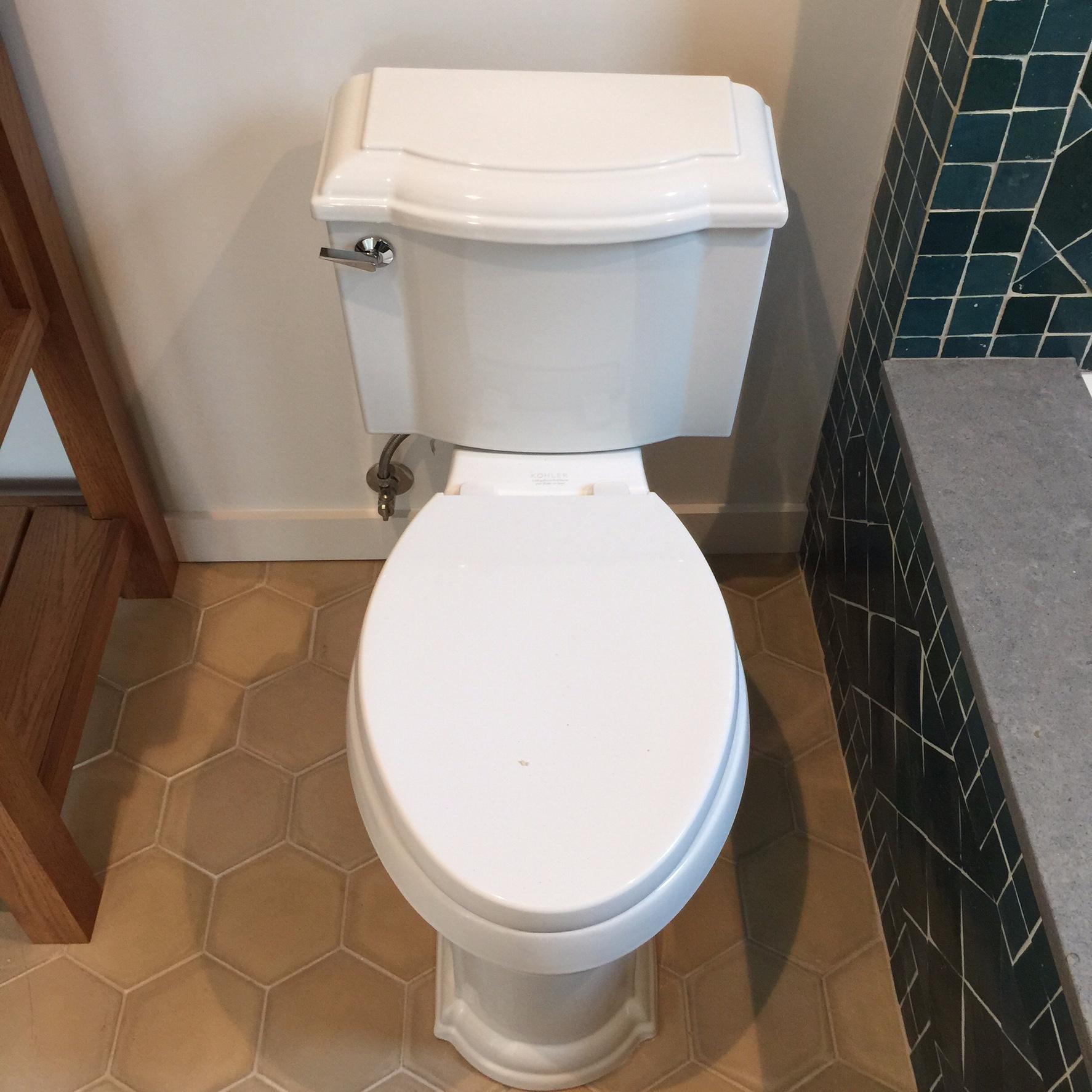 S toilet