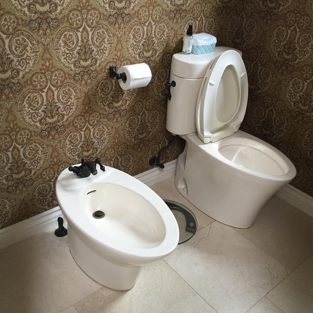 lajolla sandiego bathroom plumbing spahrplumbing toilet bidet customhome toto Continuehellip